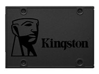 "Kingston A400 - Disque SSD - 480 Go - interne - 2.5"" - SATA 6Gb/s SA400S37/480G"